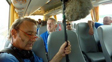 Making-of Busfahrt