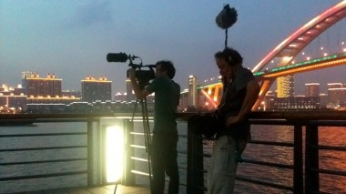 Making-of Shanghai